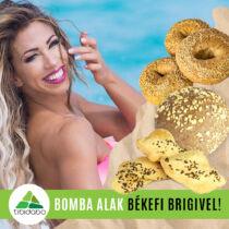 Bomba alak csomag - Békefi Brigi ajánlásával
