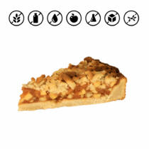 Paleo almás fahéjas pite 155g