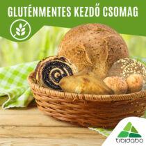 Tibidabo gluténmentes péktermékek kezdő csomag