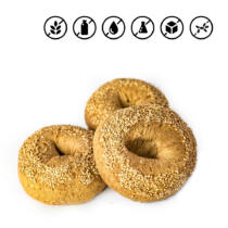 By Me Paleo Bagel 5 db (540g)