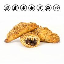 Gluténmentes magvas szilvás croissant 80g